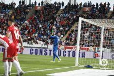 Foto 7 -  El Numancia termina su racha y pierde ante el Almería (2-0)