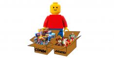 Orgullo Numantino recoge juguetes y alimentos antes de Navidad