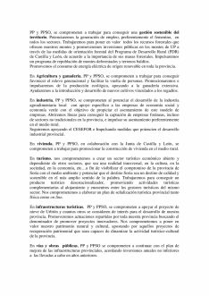 Foto 3 - Serrano publica el acuerdo PP-PPSO… obviando a los temas candentes