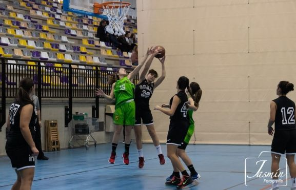 El CSB femenino sale este fin de semana a defender San Andrés - Soria Noticias