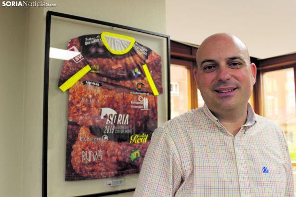 Juan José Delgado Soto, Técnico de la Cámara de Comercio. SN