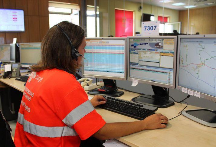 Foto 1 - El Centro de Emergencias 1-1-2 de Castilla y León recibe cerca de 2.000 visitas durante el 2019