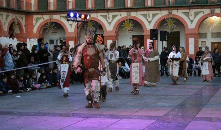 Una imagen de la estancia de la agrupación garreña en Córdoba. /ACT