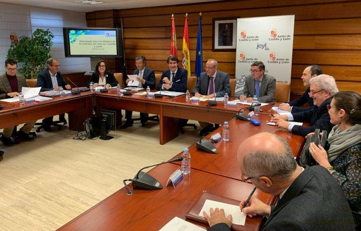 Consejo Regional de Medio Ambiente.