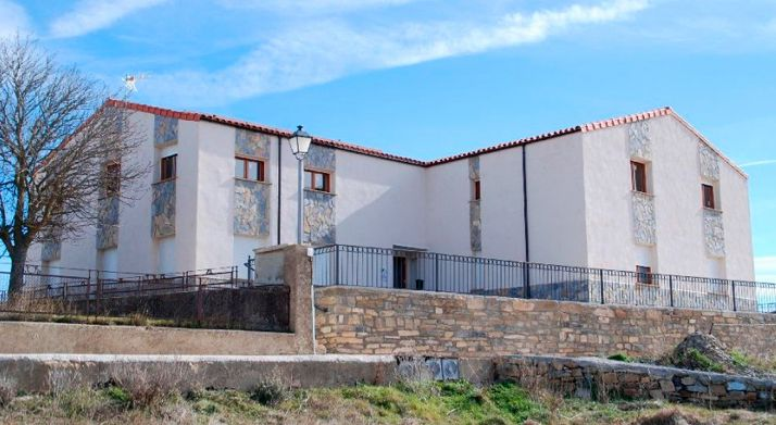 El albergue turístico donde han sido registradas las fuertes rachas de viento. /ATTA