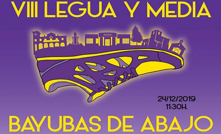 Foto 1 - Abre la inscripción para la Legua y Media de Bayubas de Abajo