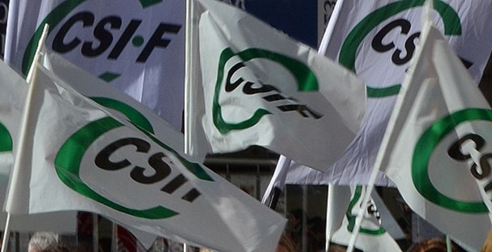 Foto 1 - CSIF sale este jueves a la calle para exigir al Gobierno que la subida salarial de los empleados públicos se ingrese en enero