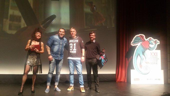Skin, una historia real sobre odio racista, gana el XXI Certamen Internacional de Cortos Ciudad de Soria