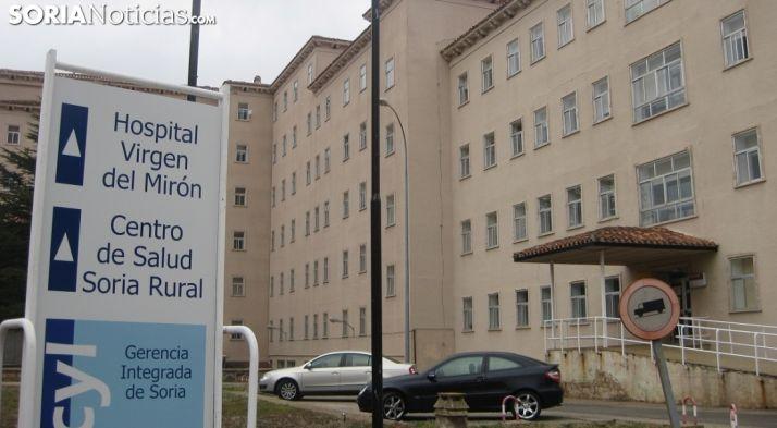 Una imagen de archivo del centro hospitalario. /SN