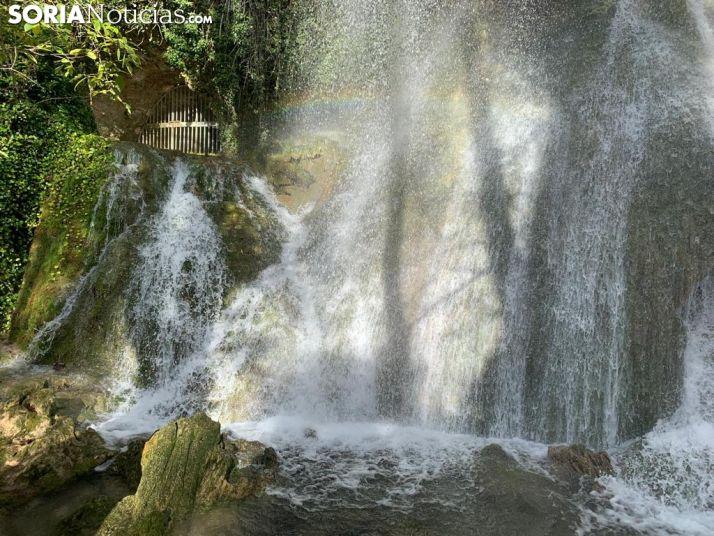 Foto 2 - La Toba: el medidor de las lluvias en Soria