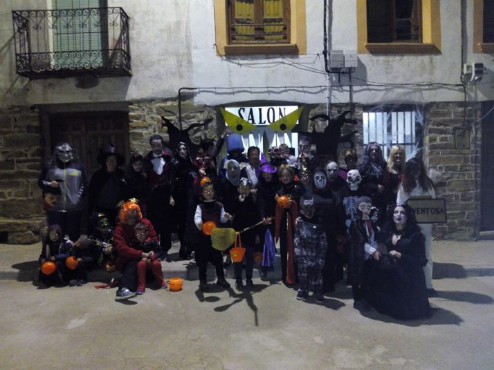 Halloween Pochanco 2018.