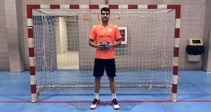 David García Lacarra, preparado para debutar esta temporada. /BMS