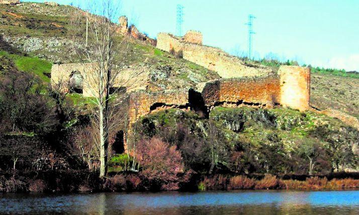 Muralla de Soria.