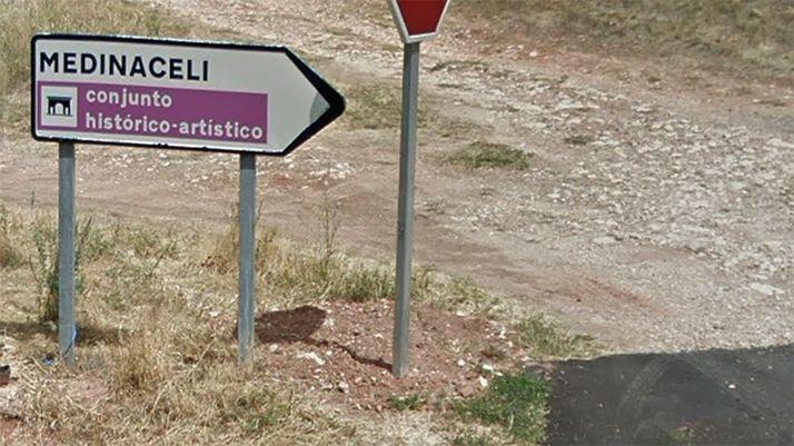 Foto 1 - El Camino de la Canaleja de Medinaceli tendrá iluminación por energía solar
