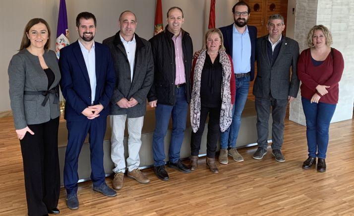 Alcaldes pinariegos, aforados nacionales y regionales en las Cortes de CyL hoy.