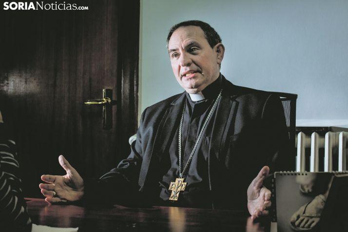 Obispo de Osma Soria. SN