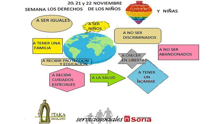 Foto 1 - La Semana de los Derechos de la Infancia incluye proyecciones y teatro en la capital