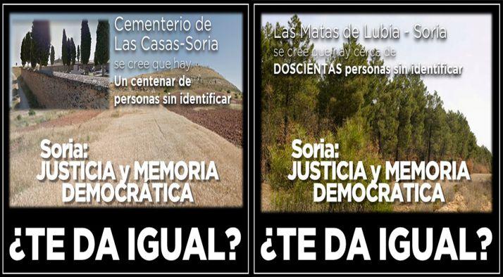 """Foto 1 - Unidas Podemos reivindica """"justicia y memoria democrática"""" para la provincia"""