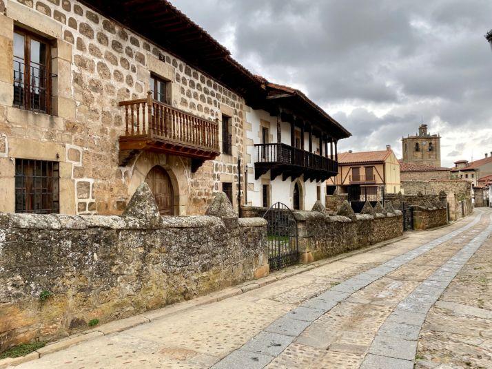 Foto 1 - Vinuesa y Monteagudo de las Vicarías pasan a formar parte de la Asociación Los Pueblos más Bonitos de España