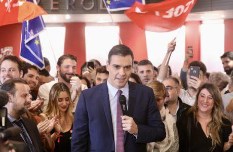 Foto 1 - 10N directo:el PSOE baja a 120, PP sube a 87 y VOX se coloca como tercer partido de España con 52 escaños
