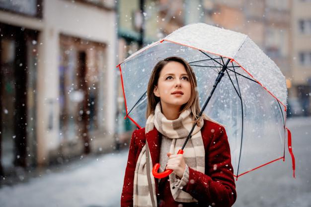 Foto 1 - Cielos cubiertos, precipitaciones débiles y nieve para este sábado 30 de noviembre