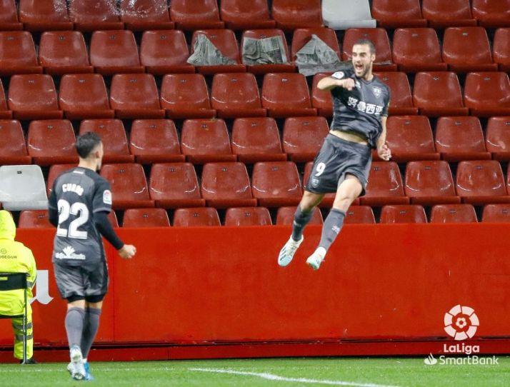 Crónica Sporting de Gijón-CD Numancia (0-1): Golpe de estado en el Molinón