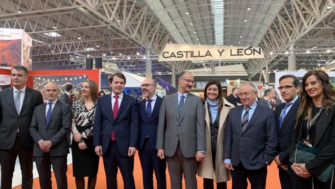 Foto 1 - La Junta cumple sus objetivo en INTUR impulsando la rentabillidad empresarial del sector turístico