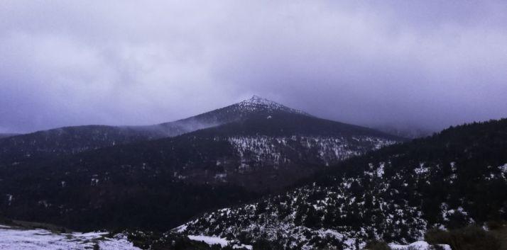 Foto 1 - Noviembre muy lluvioso en los valles y sierras sorianas