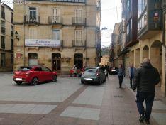 Tres vehículos son sorprendidos en el Collado de Soria.