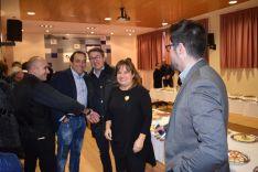 Foto 5 - La Diputación despide el año con los alcaldes