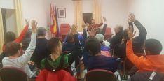 Imagen de la Asamblea de Fuentecantos.