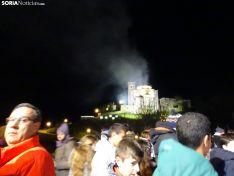 Una imagen de este sábado en Oncala. /SN