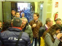 Una imagen del acto central en el Aula Tirso de Molina. /SN