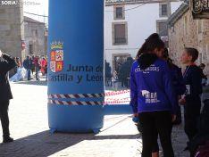 Una de las imágenes que deja la jornada festiva en El Royo. /SN