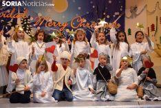 Foto 9 - Galería de imágenes: 11 grupos participan en el VI Concurso Diocesano de Villancicos