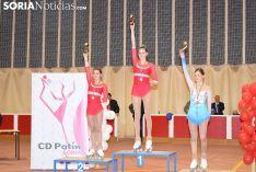 Foto 9 - Galería: Patín Soria consigue 13 trofeos en el II Trofeo Nacional de Patinaje Artístico Ciudad de Soria