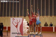 Foto 8 - Galería: Patín Soria consigue 13 trofeos en el II Trofeo Nacional de Patinaje Artístico Ciudad de Soria