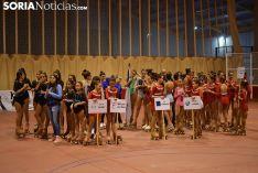 Foto 6 - Galería: Patín Soria consigue 13 trofeos en el II Trofeo Nacional de Patinaje Artístico Ciudad de Soria