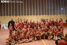 Foto 3 - Galería: Patín Soria consigue 13 trofeos en el II Trofeo Nacional de Patinaje Artístico Ciudad de Soria