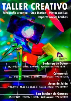 Foto 2 - La Diputación destina 60.000 € para actividades culturales y juveniles este diciembre