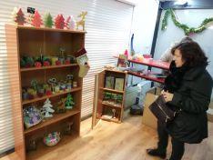 Delirios Fadess se instala en el centro para vender y regalar Navidad