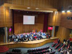 Foto 2 - El soriano Andrés Velarde, entre los mejores ingresos de la Universidad Complutense