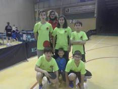 El club de tenis de mesa soriano ha viajado a Burgos para participar en la primera jornada de la liga promesas