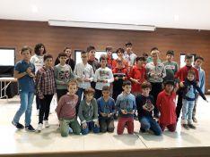Foto 2 - Muy disputado el VII Torneo infantil de ajedrez 'Camaretas'