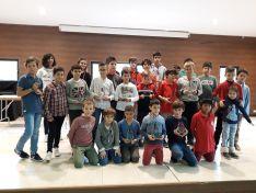 Este sábado, día 21 de diciembre, se ha celebrado el VII Torneo infantil de ajedrez 'Camaretas' en el Centro Cívico de Golmayo.
