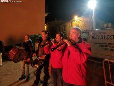 Foto 2 - Golmayo celebra Santa Bárbara al calor de la hoguera