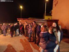Foto 9 - Golmayo celebra Santa Bárbara al calor de la hoguera