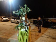 Foto 3 - Golmayo celebra Santa Bárbara al calor de la hoguera