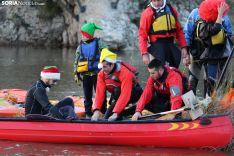 Foto 5 - El piragüismo soriano empapa de agua la Nochebuena