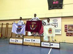 Copa de España de Capoeira.